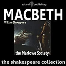 Macbeth Audiobook by William Shakespeare Narrated by The Marlowe Society