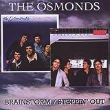 echange, troc Osmonds - Brainstorm / Steppin Out