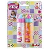 Simba 105568627 - New Born Baby Magische Flasche