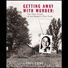 Getting Away With Murder Audiobook by Chris Crowe Narrated by Victor Bevine