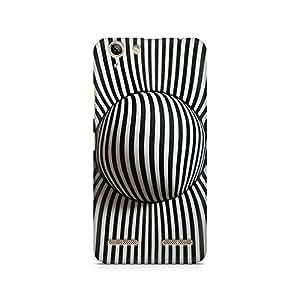 Motivatebox- Illusion Sphere Lenovo K5 Plus cover -Matte Polycarbonate 3D Hard case Mobile Cell Phone Protective BACK CASE COVER. Hard Shockproof Scratch-