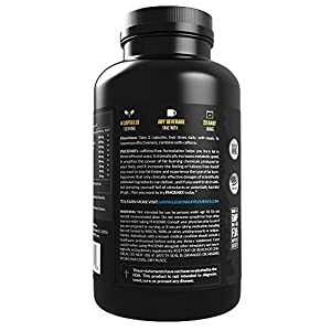 LEGION Phoenix, Caffeine-Free Fat Burner Supplement for More Fat Loss, More Energy, and Fewer Cravings, 30 Servings