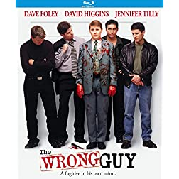 The Wrong Guy [Blu-ray]