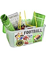 Kaskey Kids Football Guys: Red vs. Blue - Inspires Imagination with Open-Ended Play - Includes 2 Full Teams and More - For Ages 3 and Up
