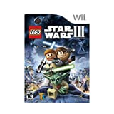 5145pG%2Bh2QL. SL160  Lego Star Wars III: The Clone Wars