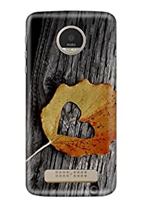 Motorola Moto Z Play Cover, Designer Printed Back Case, Back Cover by CareFone