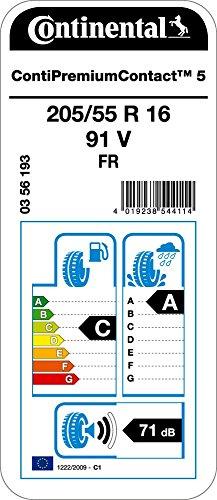 Continental-4019238552034-205-55-R16-AC71-dB-Pneumatico-Estivo