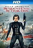 Resident Evil: Retribution [HD]