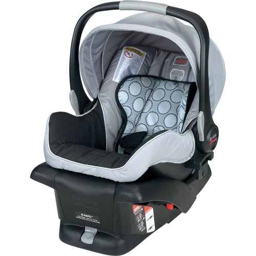 Amazoncom Britax B Safe Infant Car Seat Red Baby Autos Post