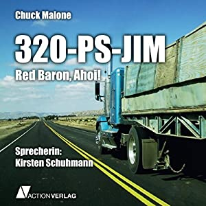 Red Baron, Ahoi (320-PS-Jim 3) Hörbuch