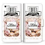ミタス Mitas スマホケース 手帳型 Galaxy S4 SC-04E (137) 香水 1 花 花柄 花がら フラワー 花B SC-0170-B