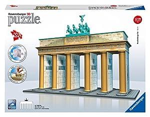Ravensburger Brandenburg Gate Building 3D Puzzle (324 Pieces)