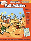 img - for Hooked on Math Kindergarten Math Activities Workbook book / textbook / text book
