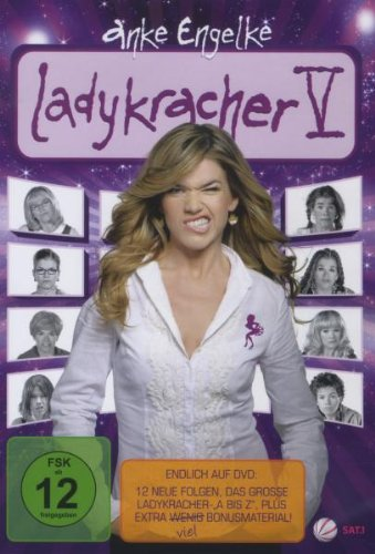 Ladykracher - Staffel 5 [2 DVDs]