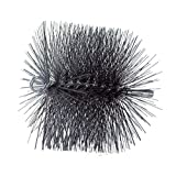 """Square Professionals Choice Wire Chimney Brush with TLC - 7"""""""