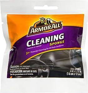 armor all cleaning sponge automotive interior 78449 automotive. Black Bedroom Furniture Sets. Home Design Ideas