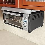 BLACKDECKER-TROS1000D-Space-Maker-Digital-Toaster-Oven-Stainless-SteelBlack