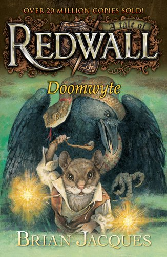 Doomwyte: A Novel of Redwall, Brian Jacques