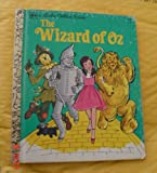 img - for The Wizard of Oz (Little Golden Book) book / textbook / text book