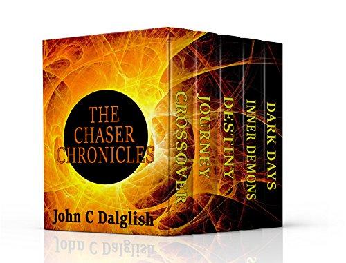 THE CHASER CHRONICLES (Volumes 1-5) (Christian Fantasy & Suspense) PDF