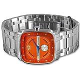 D&G Dolce&Gabbana Herren-Armbanduhr Analog Quarz Edelstahl DW0053