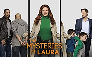 The Mysteries of Laura: Staffel 1