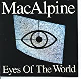 Eyes Of The World by Tony MacAlpine (1989-09-02)