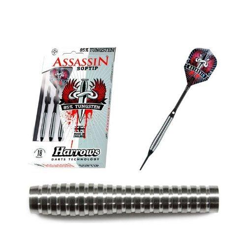 Harrows ASSASSIN 18gR SP [soft dart]
