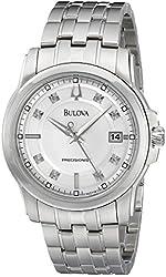 Bulova Men's 96D118 Precisionist Watch