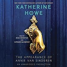 The Appearance of Annie van Sinderen (       UNABRIDGED) by Katherine Howe Narrated by Jesse Bernstein, Kathleen McInerney
