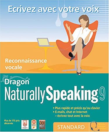 Dragon NaturallySpeaking Standard V9