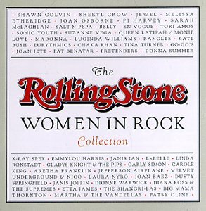 Various - The Rolling Stone Women In Rock Collection - Zortam Music