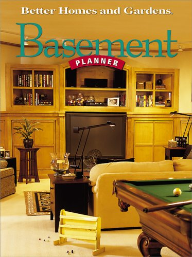 Better Homes & Gardens' Basement Planner