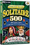 Ultimate Games - Solitaire 500 (PC)