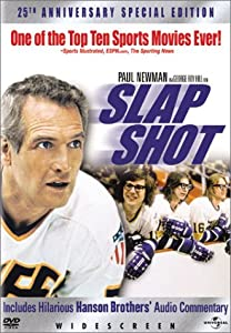 "Cover of ""Slap Shot (25th Anniversary Spe..."