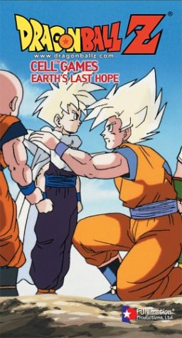 Dragon Ball Z - Cell Games - Earth's Last Hope (Uncut) [VHS]
