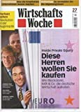 Magazine - Wirtschaftswoche