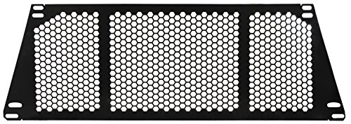 Buyers Products 1501105 Black Window Screen For Ladder Rack