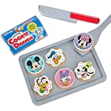 Melissa & Doug Mickey Mouse Clubhouse Wooden Slice & Bake Cookie Set