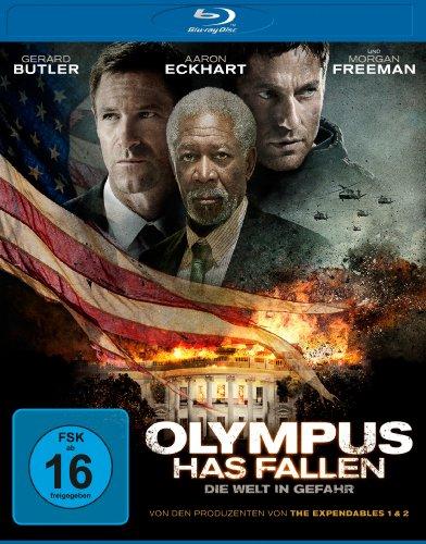 Olympus Has Fallen-die Welt in Gefahr Bd [Blu-ray] [Import allemand]