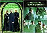 echange, troc Matrix 2, Matrix Reloaded / Matrix 3, Matrix révolutions - Bipack 2 DVD