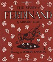 The Story of Ferdinand By Munro Leaf, Picture Book