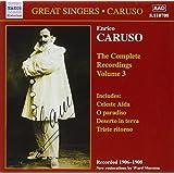 Enrico Caruso - Complete Recordings, Vol.3