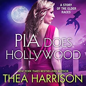 Pia Does Hollywood Audiobook