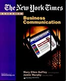 img - for The New York Times Guide to Business Communication: 1st (First) Edition book / textbook / text book