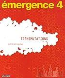 echange, troc Claude Parent, Gilles de Bure, Francis Rambert, Matali Crasset, Collectif - Transmutations : Architecture européenne, édition bilingue français-anglais