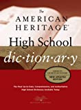 img - for The American Heritage High School Dictionary, Fourth Edition book / textbook / text book