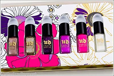 Best Cheap Deal for Urban Decay Rollergirl Nail Kit (6 Mini Polishes) by Urban Decay - Free 2 Day Shipping Available