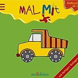 Mal mit! : Mix, Malbuch - Barbara Gerlach