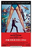 James Bond - For Your Eyes Only Poster - 91.5x61cm